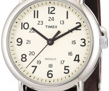 Exclusive Timex Weekender Launched in Amazon India