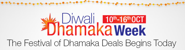 Amazon Diwali Offer Sale