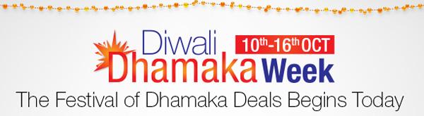 Amazon Diwali Offer Sale