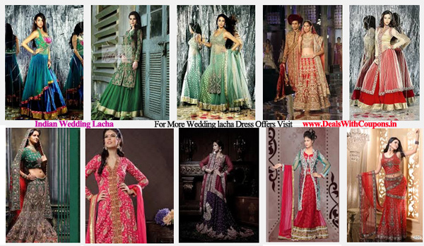 Best-Indian-Wedding-Lacha-Dresses