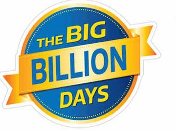 Flipkart Big Billions Days – DAY 1 OFFERS