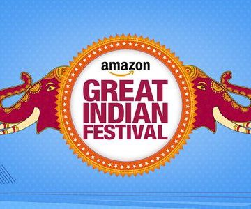 5th Day Blockbuster Deals in Amazon Great Indian Festival Sale