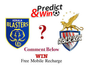 Predict ISL 2016 Champion and Win Free Mobile Recharge