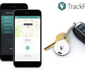 Tired of losing your keys, wallet and phone?  Find lost items in seconds
